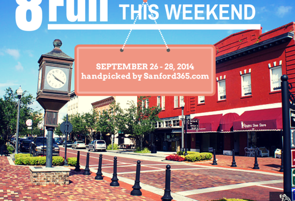 Sanford FL Events and Things to Do this weekend