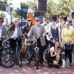 Sanford FL Tweed Ride Group Photo