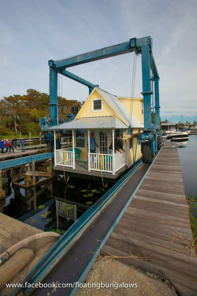 Floating Bungalows – A Whole New Lifestyle Made in Sanford FL