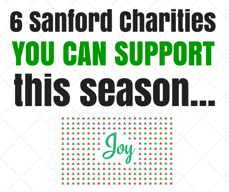Support Sanford Charities
