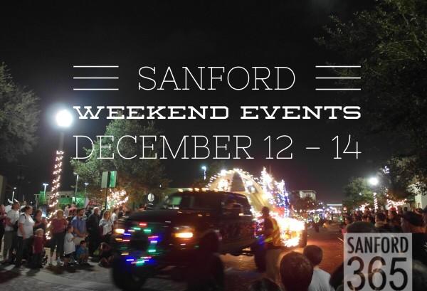 Weekend events December 12-14, 2014