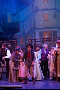 Les Miserables at WDPAC 10