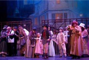 Les Miserables at WDPAC 11