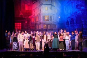 Les Miserables at WDPAC