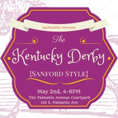 Kentucky Derby Sanford Style