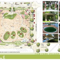 City Commission approves Paw Park Village Master Plan Design