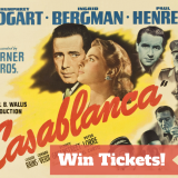 Win Tickets to Casablanca